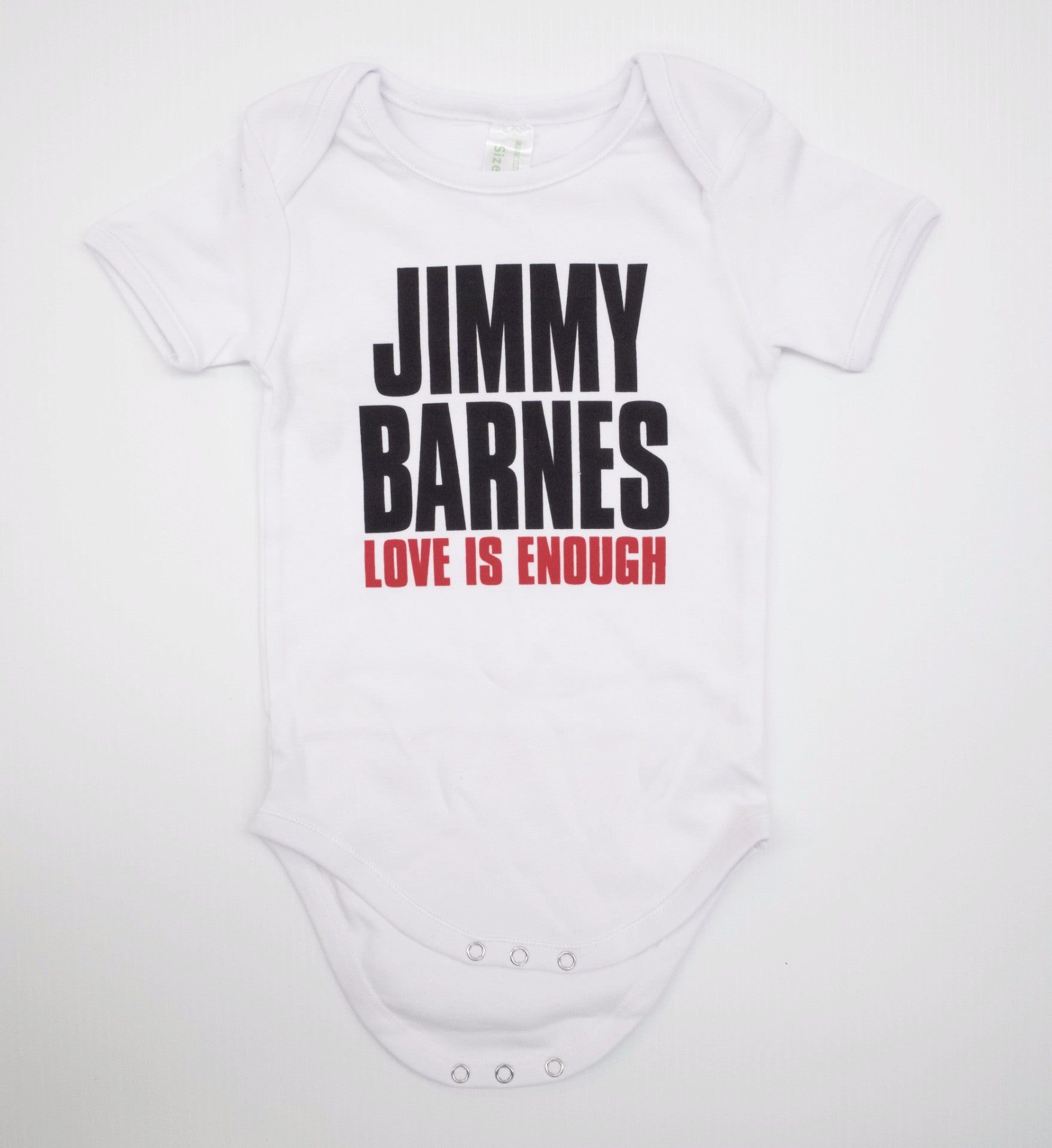 Jimmy Barnes 'Love is Enough' Romper
