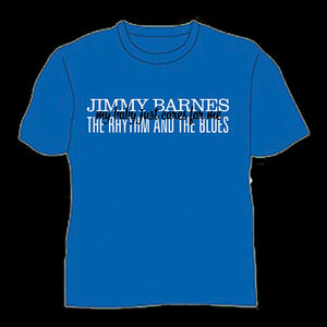 """My Baby Just Cares For Me"" T-Shirt - Jimmy Barnes Online Store"