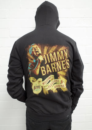 Pleasure House Hoodie - Jimmy Barnes Online Store