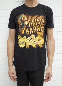 Pleasure House Tour T-Shirt - Jimmy Barnes Online Store