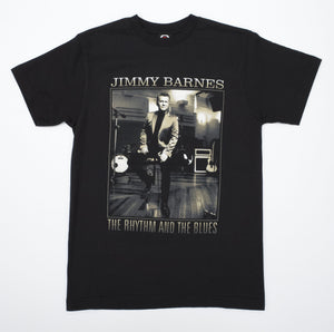 'The Rhythm and the Blues' Tour T-Shirt - Jimmy Barnes Online Store