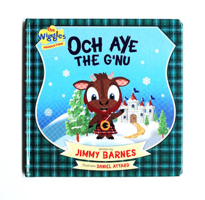 Och Aye the G'Nu Storybook -SIGNED! - Jimmy Barnes Online Store