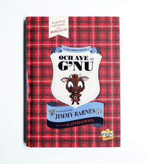 The Recorded Poems Of Och Aye The G'Nu -SIGNED! - Jimmy Barnes Online Store