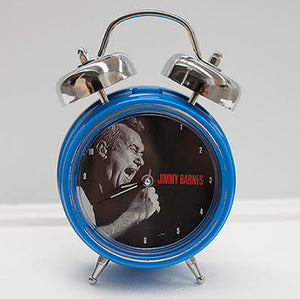 'Screaming' Alarm Clock - Jimmy Barnes Online Store