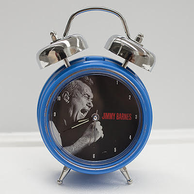 'Screaming' Alarm Clock