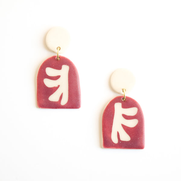 Emi Drop Earrings  2 - October Forever