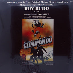 Commando (Who Dares Wins) Bande Originale Du Film
