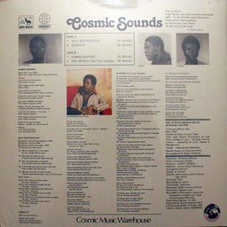Cosmic Sounds