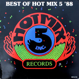 Best Of Hot Mix 5' 88