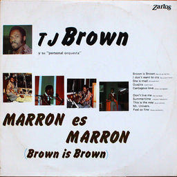 Brown Is Brown = Marron Es Marron