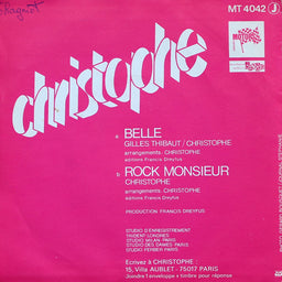 Belle / Rock Monsieur