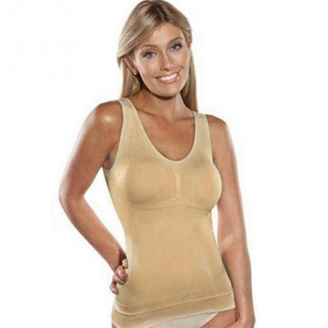 Smoothing Cami - Nude