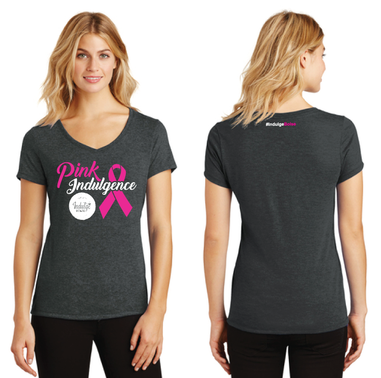Women's Pink Indulgence T-Shirt