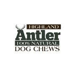 HIGHLAND ANTLER DOG CHEWS