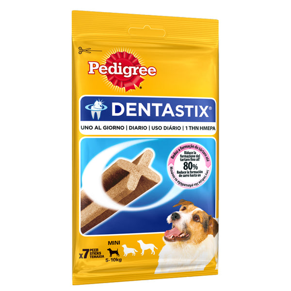 PEDIGREE DENTASTIX SMALL 110 gr (7 TMX)