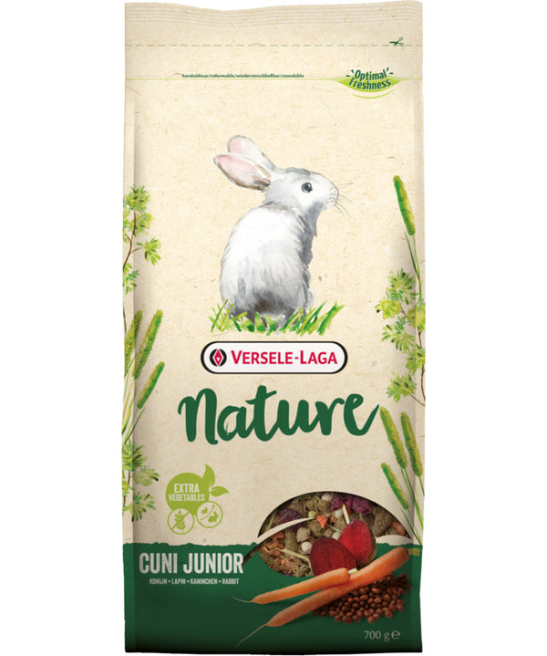 VERSELE-LAGA CUNI JUNIOR NATURE 700gr