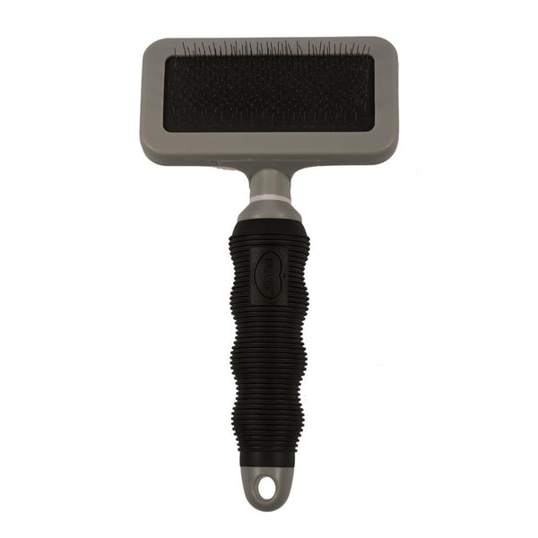 DUVO SLICKER BRUSH MEDIUM