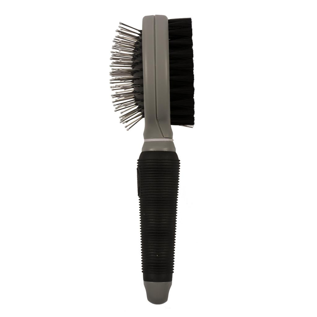 DUVO 2-IN-1 GROOMING BRUSH SMALL