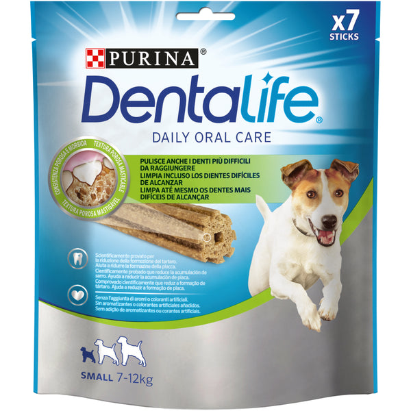 PURINA DENTALIFE SMALL 115gr 7 STICKS