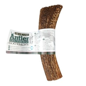 HIGHLAND DOG CHEWS ΚΕΡΑΤΟ ΕΛΑΦΙΟΥ MEDIUM 76-150gr