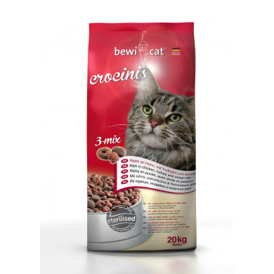 BEWI CAT ADULT CROCINIS 20kg