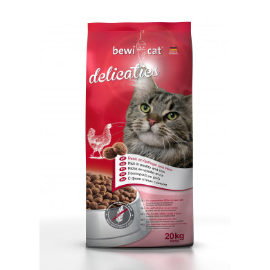 BEWI CAT DELICATIES GLUTEN FREE 20kg