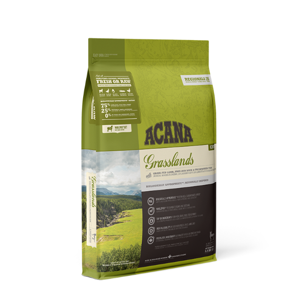 ACANA GRASSLANDS CAT & KITTEN 1.8kg