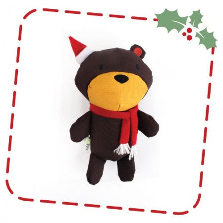 TOBY THE TEDDY CHRISTMAS ΠΑΙΧΝΙΔΙ ΣΚΥΛΟΥ BECO FAMILY