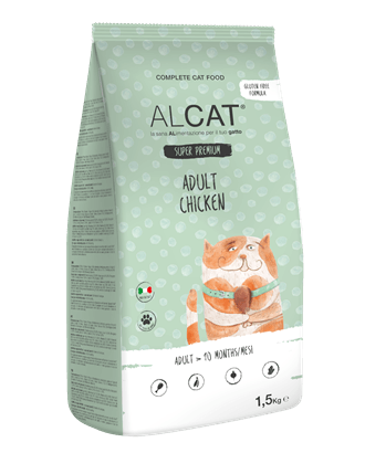 ALCAT SUPER PREMIUM ADULT CHICKEN 400gr