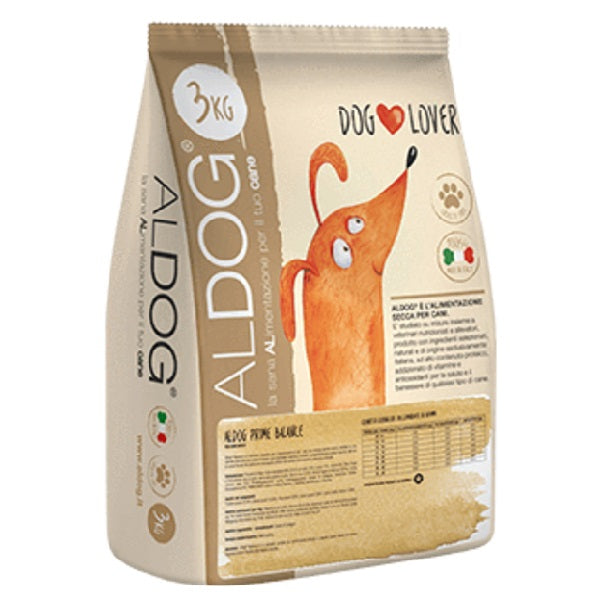 ALDOG SUPER PREMIUM BALANCE MEDIUM 3kg