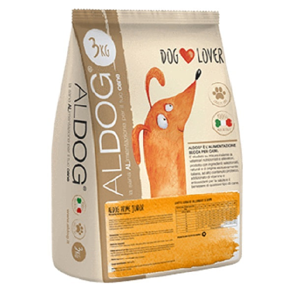 ALDOG SUPER PREMIUM JUNIOR MEDIUM 3kg