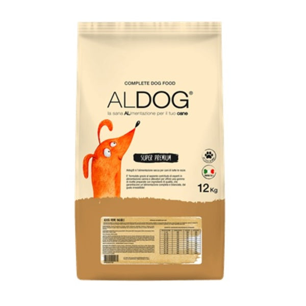 ALDOG SUPER PREMIUM BALANCE MEDIUM 12kg