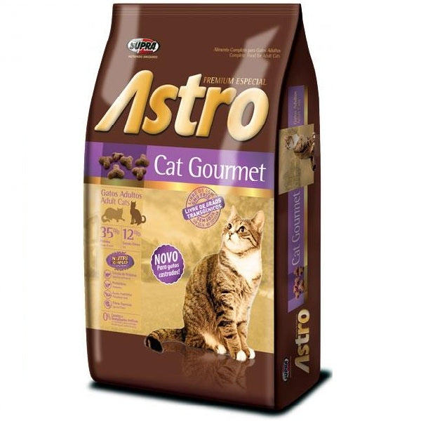 ASTRO CAT GOURMET ADULT STERILISED 7kg