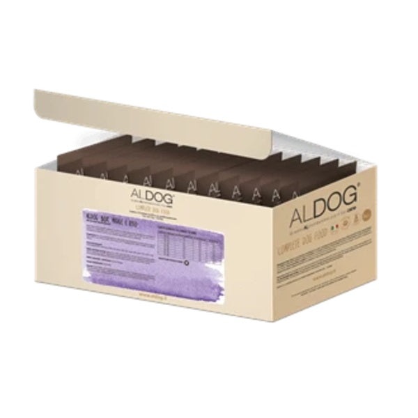 ALDOG SUPER PREMIUM PORK & RICE BOX MINI 3kg