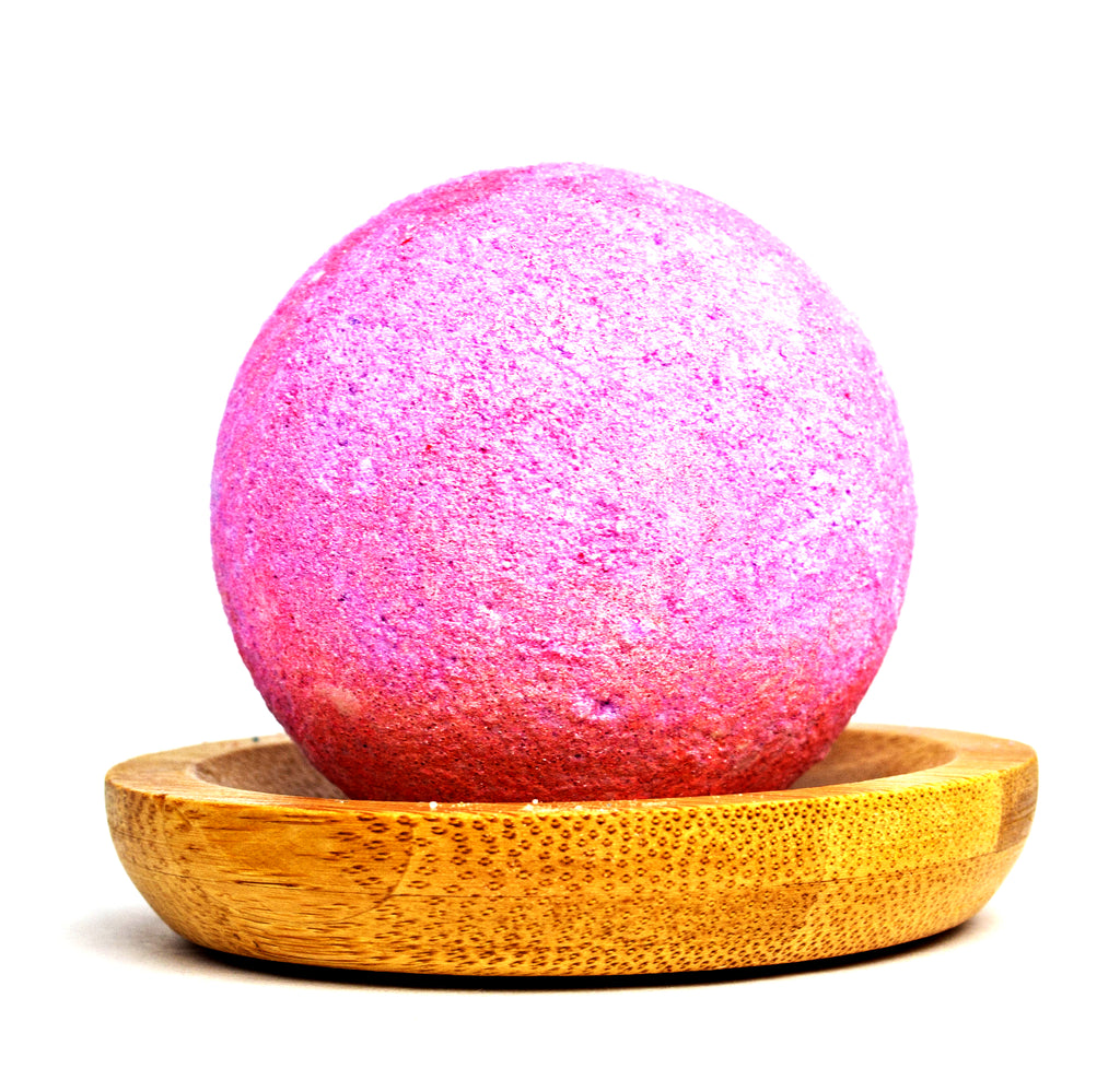Majestic Peach Bath Bomb