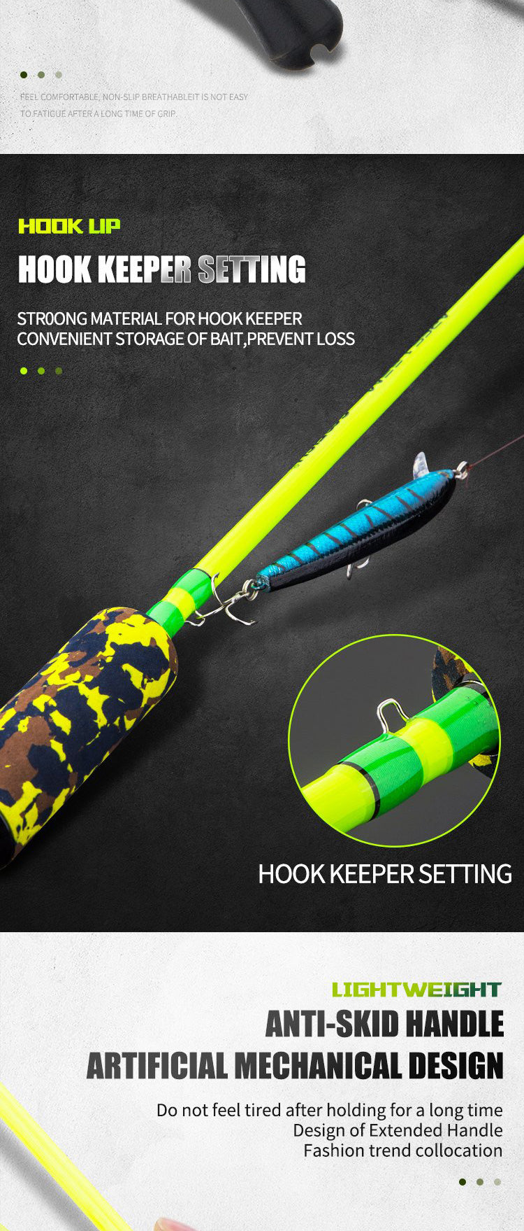 jigging fishing rod