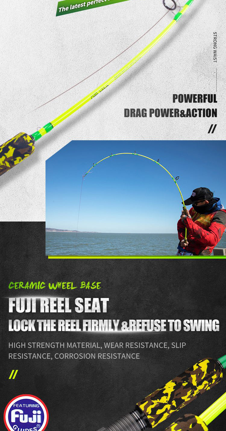 best jigging fishing rod