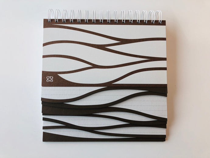 Rice terrace - Spiral notebook