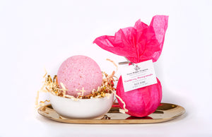 Cranberry Pomegranate Bath Bomb - 7.5 oz.