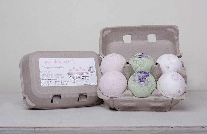 Bath Bombs Collection - Lavender Lovers