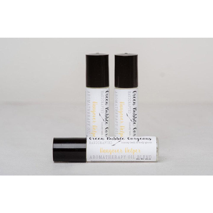 essential oils for hangover, hangover essential oils, hangover rollerball, hangover roll on, oils for hangover, oils for motion sickness