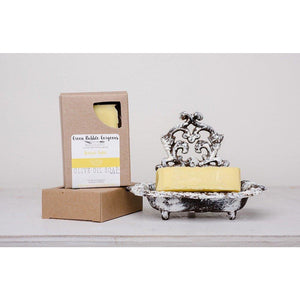 Vegan Oilive Oil Soap - Natural Lemon Cake