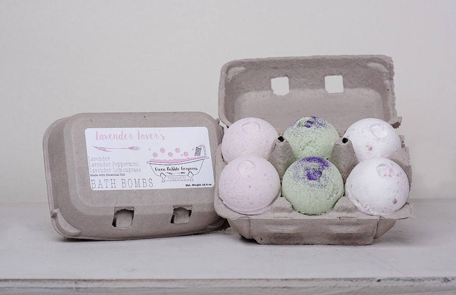 Bath Bombs Collection  - Aroma Remedies