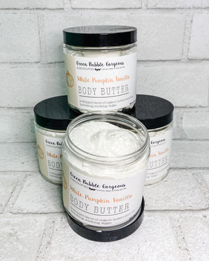 Whipped Body Butter- White Pumpkin Vanilla