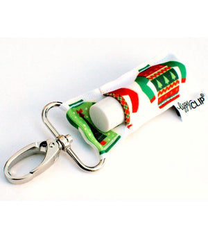 Lippy Clip Ugly Sweater Lip Balm Holder