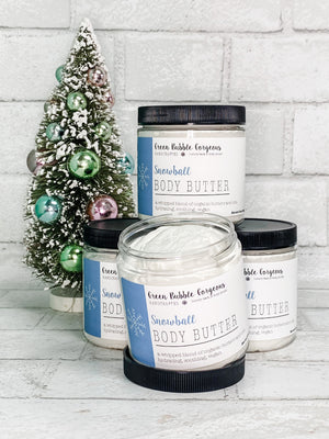 Whipped Body Butter- Snowball