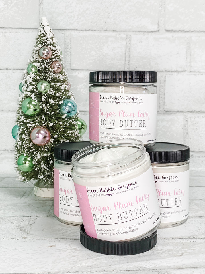 Whipped Body Butter- Sugar Plum Fairy