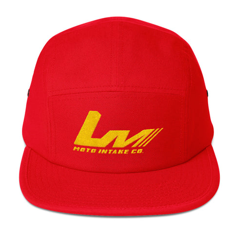 Loud Mouth Moto Co. Five Panel Hat