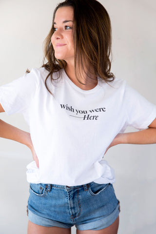 Here & Now Tee