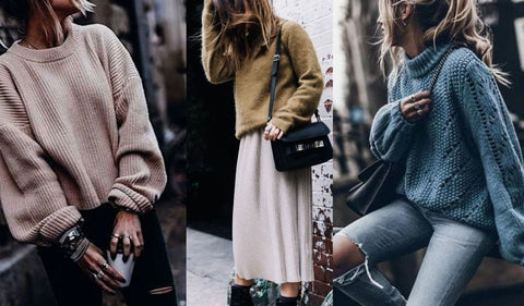 Cozy and Casual - a 2019 Style Trend